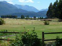 View to the Fiordland Mountains